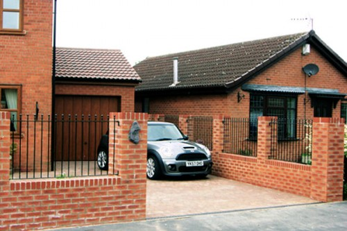 York Builder - Driveways