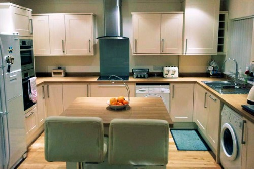 York Builder - Kitchen Installation