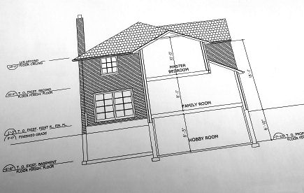 York Builders - House Extension Plans