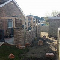 York Builder - Kitchen Extension