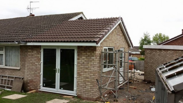 York Builder - Kitchen Extension